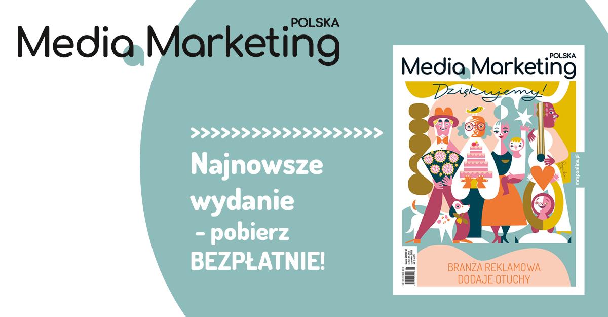 Magazyn Media Marketing | darmowy egzemplarz